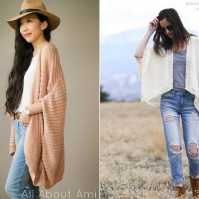 Chic Capes Free Knitting Patterns (1)
