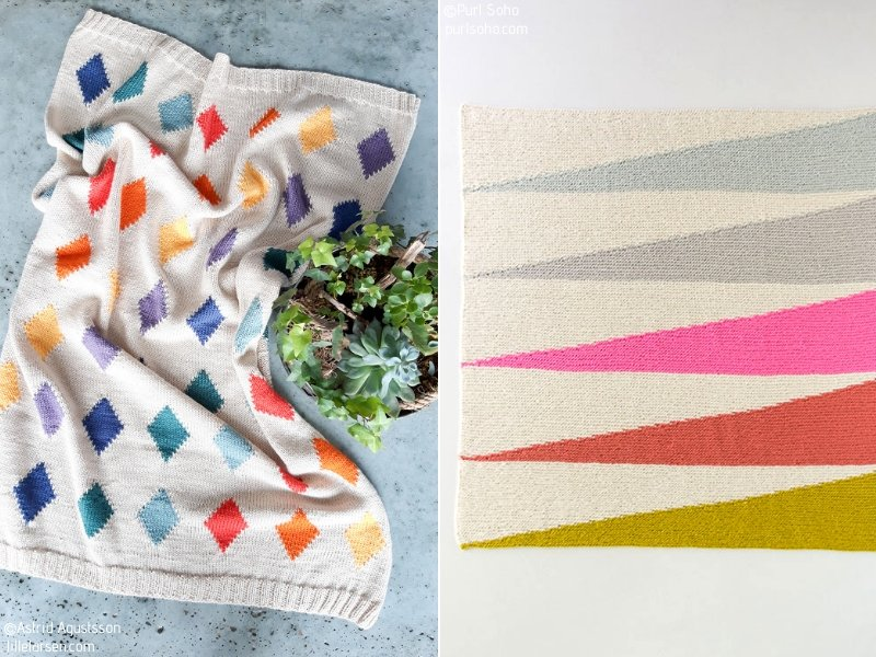 Colorful Geometry Blankets