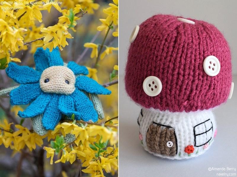Decorative Knit Softies