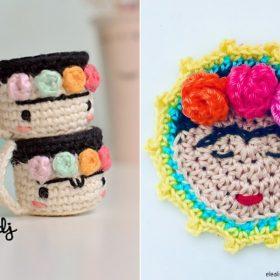 Frida Crochet Projects