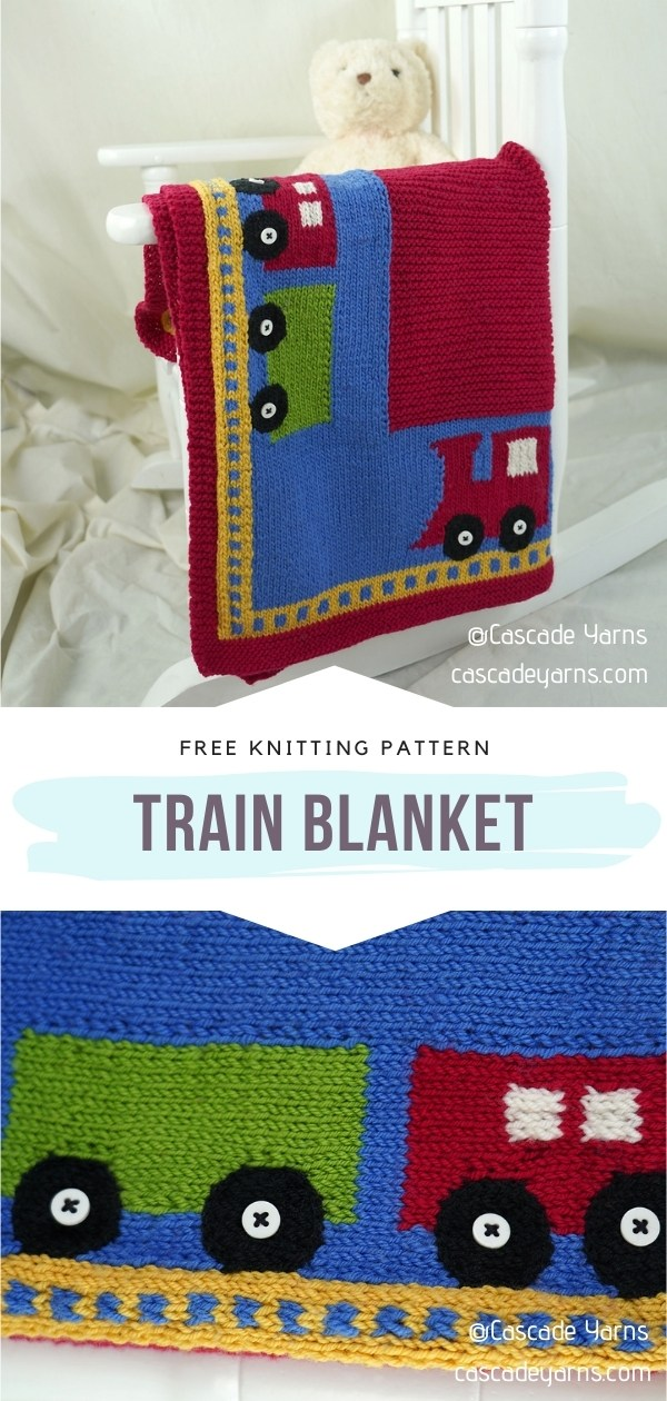 Train Blanket
