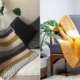 Simply Awesome Throws Free Knitting Patterns