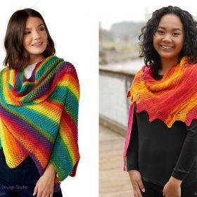 Shawls Free Knitting Patterns