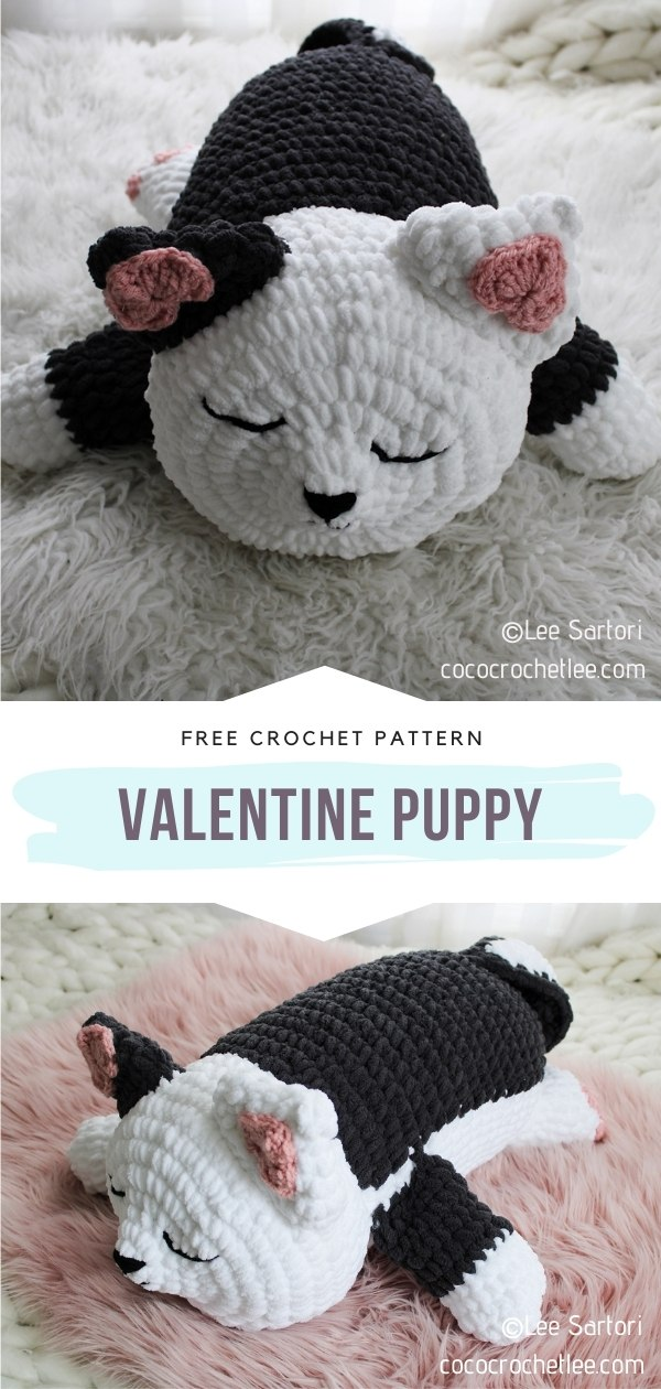 Crochet Dog Softie