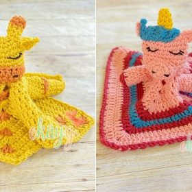 Loveys with Sweet Puppets with Free Patterns