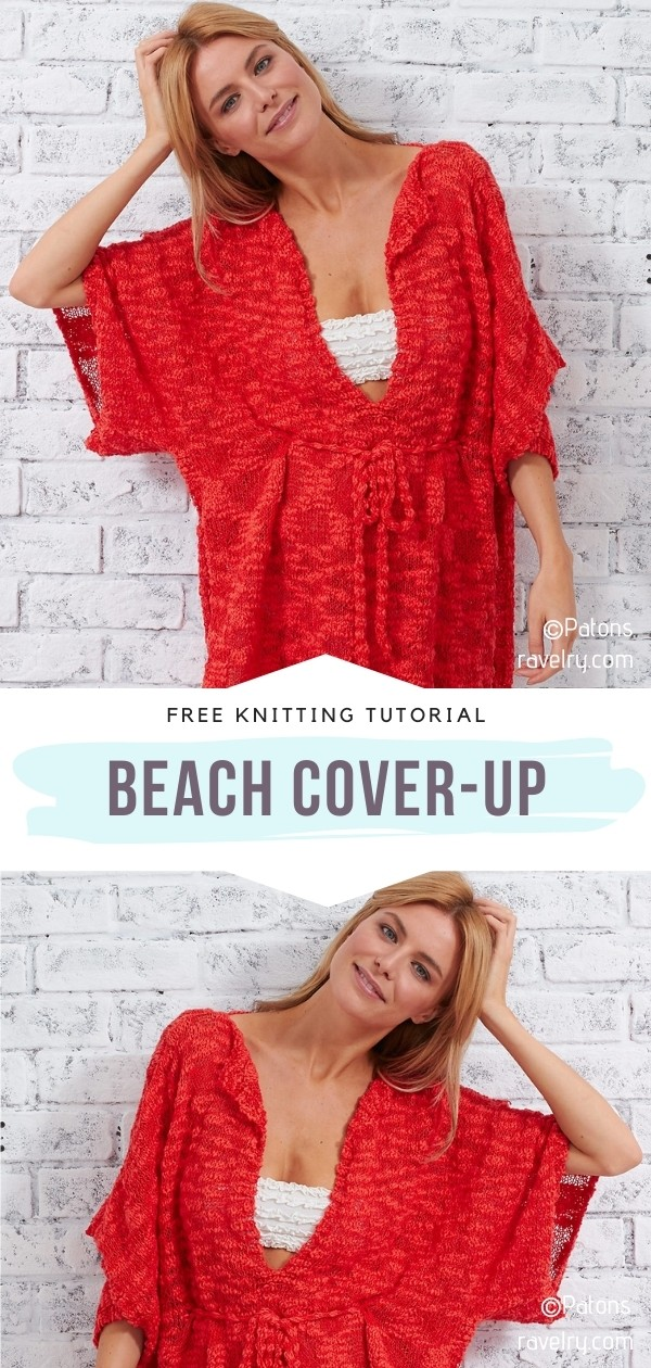 Knitted Cover-Up