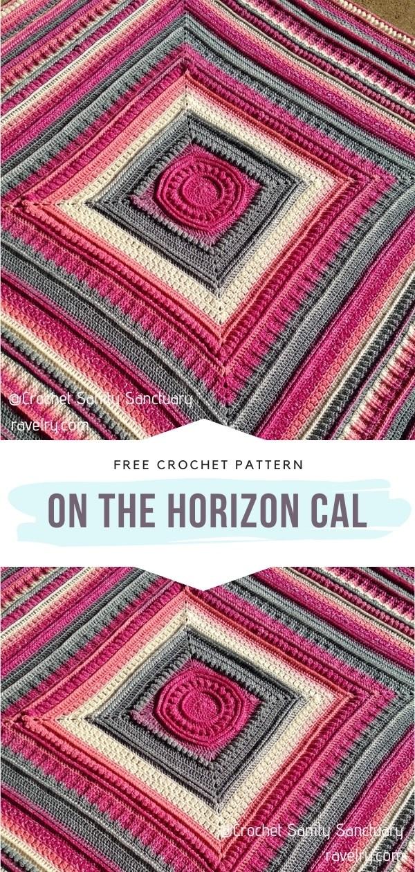 Crochet Along Blanket