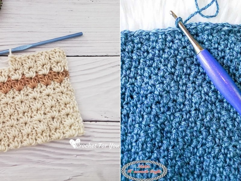 Exciting New Stitches with Free Crochet Patterns