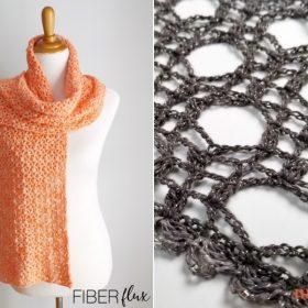 Beautiful Wraps with Free Crochet Patterns