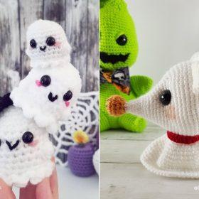 Little Halloween Amigurumi with Free Crochet Patterns
