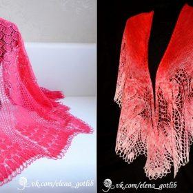 Stunning Feminine Shawls with Free Knitting Patterns