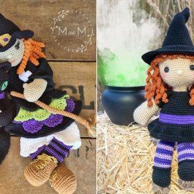 Sweet Halloween Amigurumi with Free Crochet Patterns