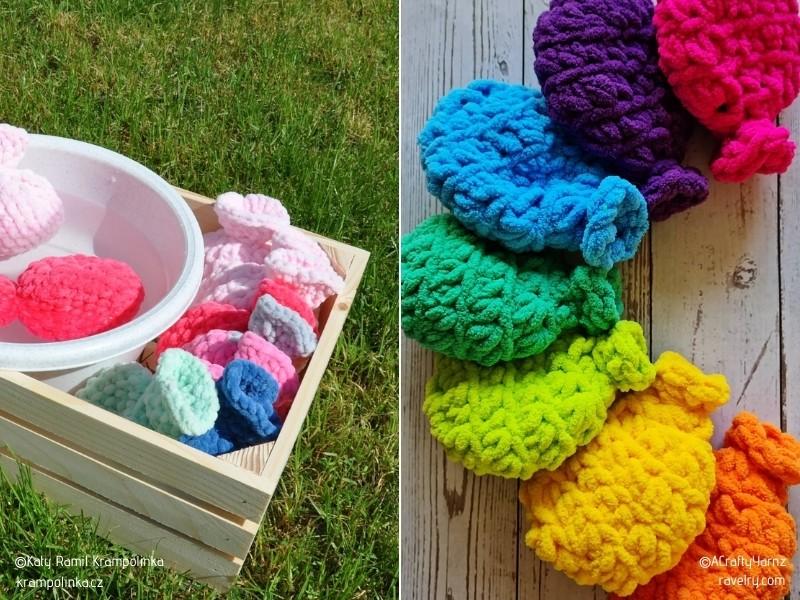 Best Crochet Water Balloons