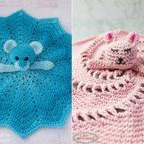 Sweet Crochet Loveys - Ideas and Free Patterns