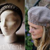 Fancy Beret - Free Crochet Patterns
