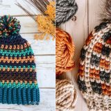 Crochet Slouchy Hats for Fall - Free Patterns